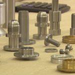 производство металлических деталей