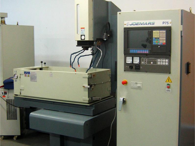Координатно-прошивочный электроэрозионный станок JMNC 43A P-75