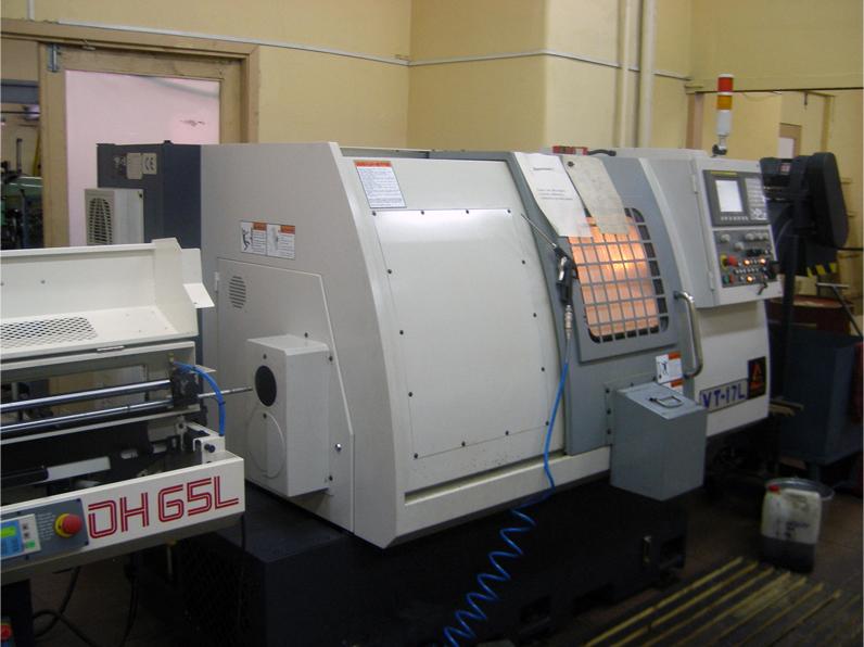 Многофункциональные токарные обрабатывающие центры с ЧПУ Т-6 и VT-17L
