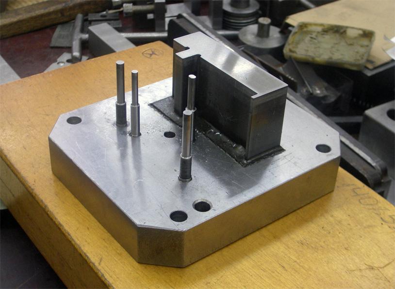 Производство модельно-литейной оснастки