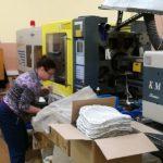 литьевое производство изделий из пластмассы