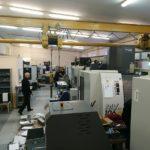 отдел обрабатывающих центров с ЧПУ для изготовления деталей из металла
